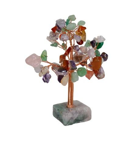 Pema e Jetes me Gur Aventurine,Ametist,Agate,Kamelion,Rozequartz Baze Guri