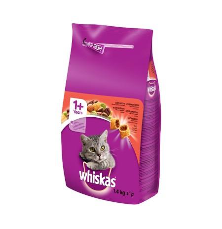 Ushqim per Mace me Mish Lope Whiskas 1.4 Kg