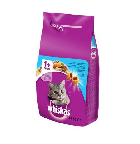 Ushqim per Mace me Mish Pule Whiskas 1.4 Kg