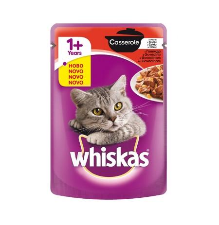 Ushqim per Mace me Mish Lope Whiskas 85 Gr