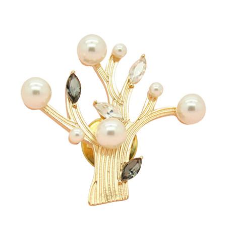 Spile me Kristale dhe Perla ne Forme Peme