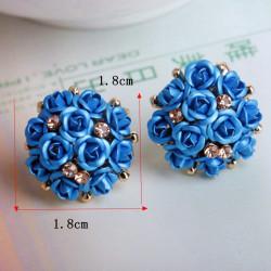 Vathe Blu Flower