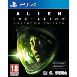 Alien Isolation Nostromo Edition per PS4