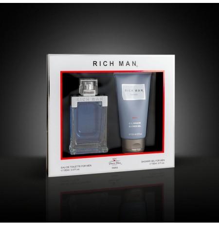 SetParfume & Locion per Trupin Rich Man