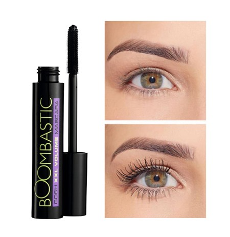 Gosh Mascara Boombastic 002 Carbon Black