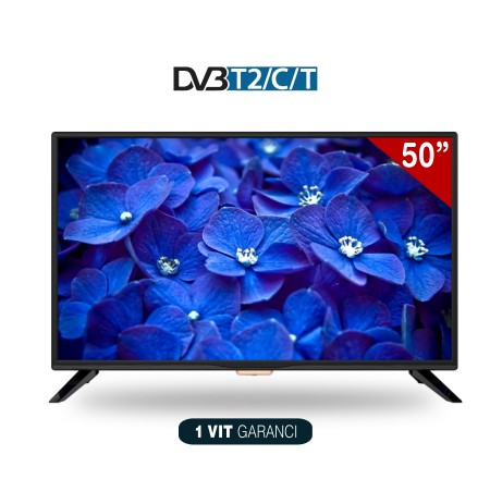 TV FUEGO LED 50EL600T