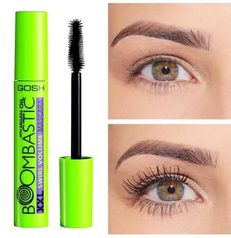 Gosh Mascara Boombastic Swirl 001 Black