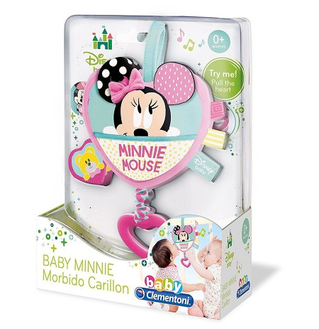 Clementoni Loder per Krevatin e Bebes Minnie Mouse