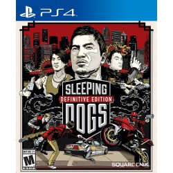 Sleeping Dogs Definitive Edition per PS4