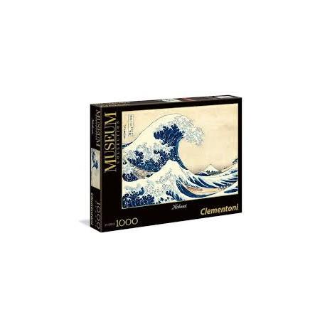 Clementoni Puzzle Museum Hokusai 1000 Cp