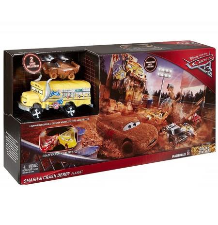 Mattel Pista e Cmendur e Makinave Cars