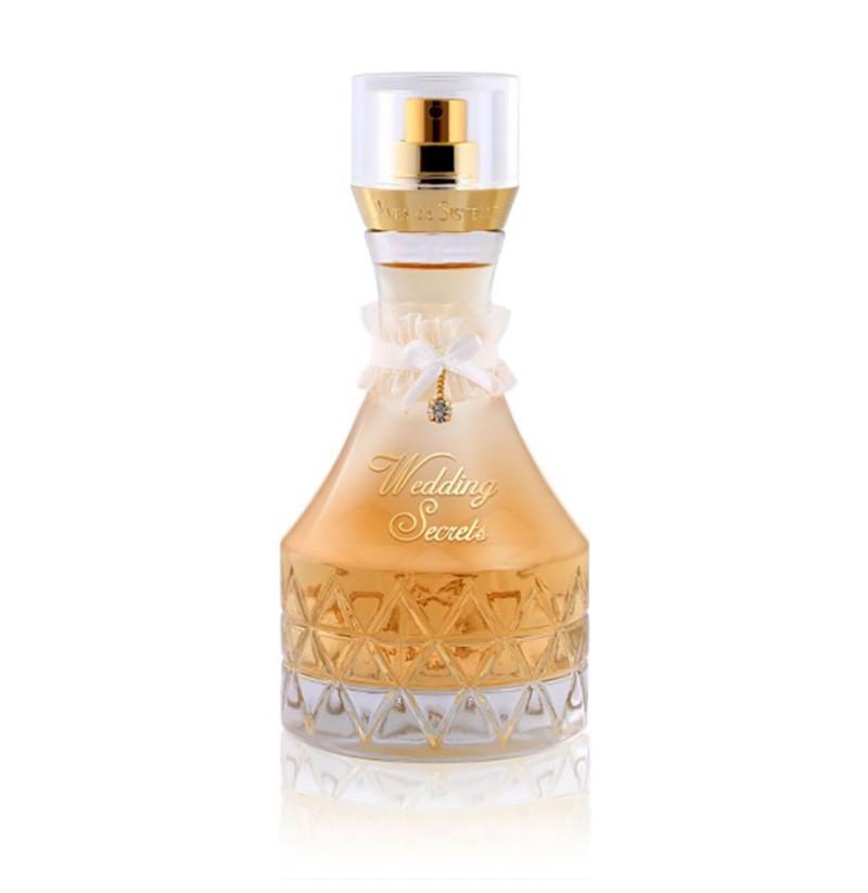Wedding Secrets Gold Eau De Parfum per Femra