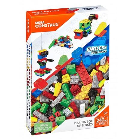 Mega Bloks Formuese Konstruksion Daring 240 Cp DYG87