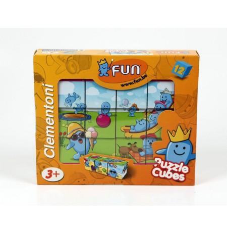 Clementoni Puzzle me Kuba Fun