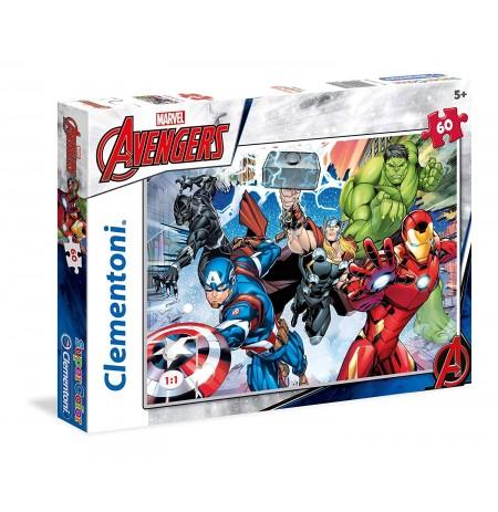 Clementoni Puzzle Avengers 60 Cp