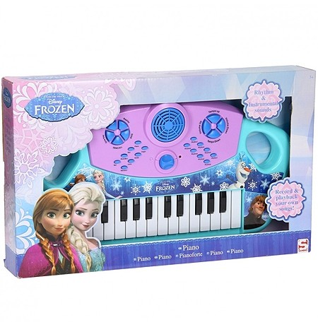 Sambro Piano Frozen