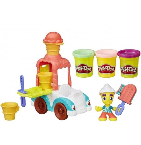 Play Doh Set Plasteline Town Vehicle