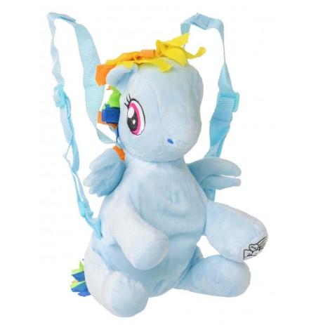 Hasbro Canta Pellushi Pony (blu)