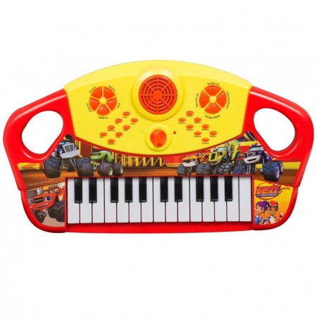 Nickelodeon Piano Blaze