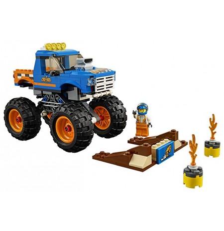 Lego City Vehicles Monster Truck 60180