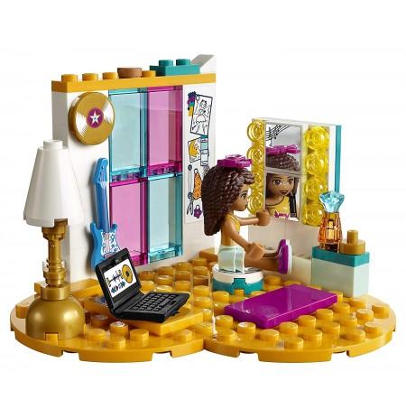 Lego Friends Andrea's Bedroom 41341