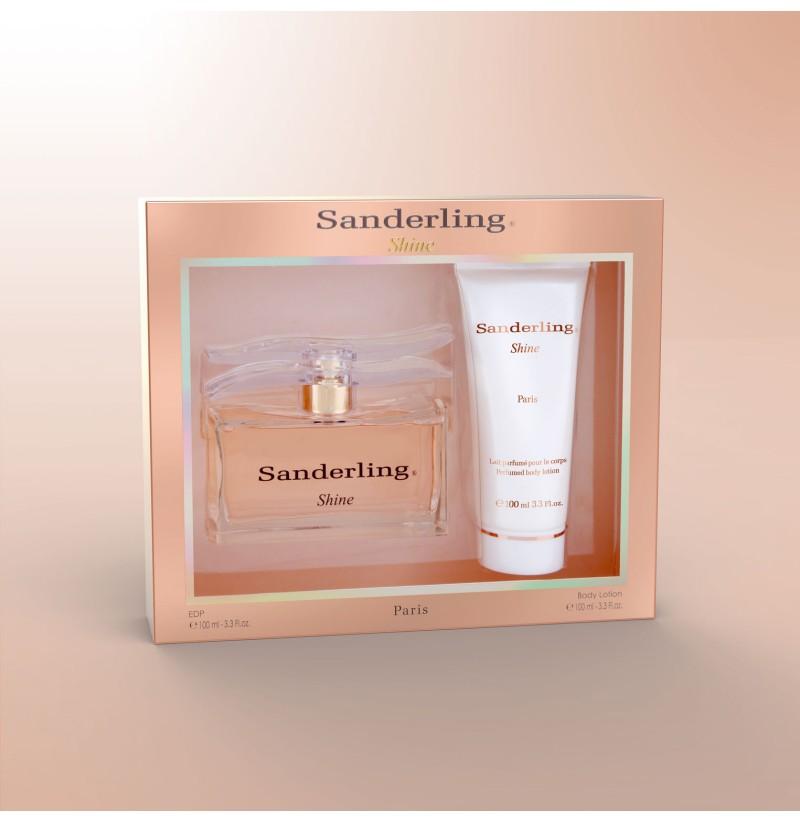 Set Parfume & Locion per Trupin Sanderling per Femra