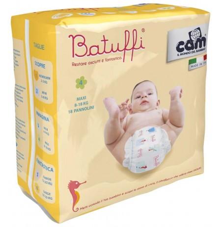 Cam Pelena Batuffi 4 (8-18kg) 18 cope