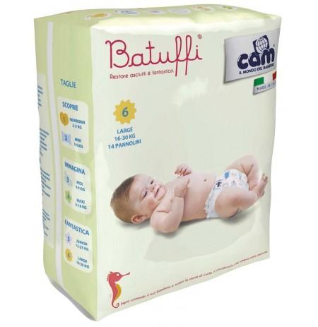 Cam Pelena Batuffi 6 (16-30kg) 14 cope