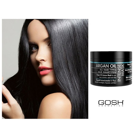 Gosh Maske Floku Argan Oil 175 ml