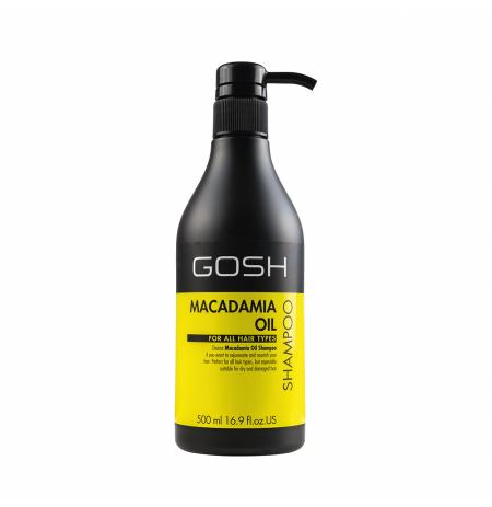 Gosh Shampo Floku Macademia500ml