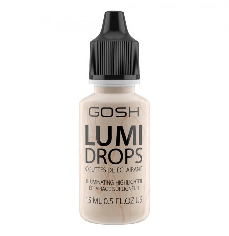 Gosh Lumi Drops 15 ml - 014 Gold