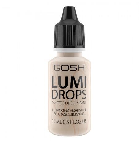 Gosh Lumi Drops 15 ml - 014 Gold