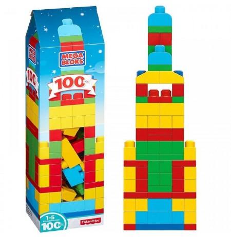 Mega Bloks 100 Formuese