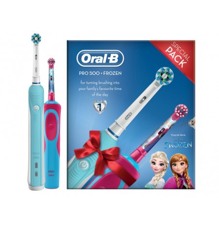 Furce Dhembesh Oral-B Pro 500+Vitality Frozen