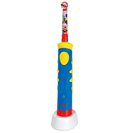 Furce Dhembesh Oral-B Batt Mickey