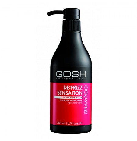GOSH Shampo Flokesh DEFRIZZ 500ml