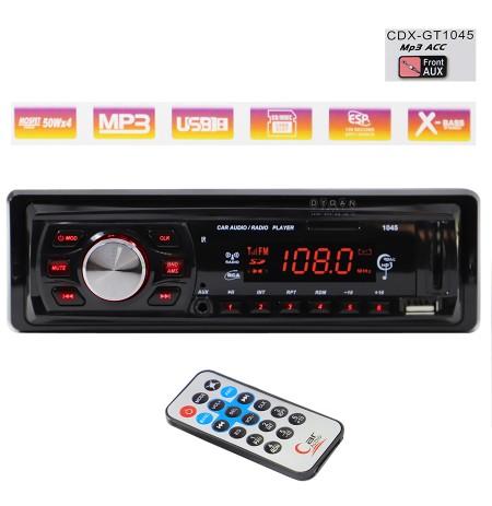Kasetofon CDX-GT1045 USB/Radio