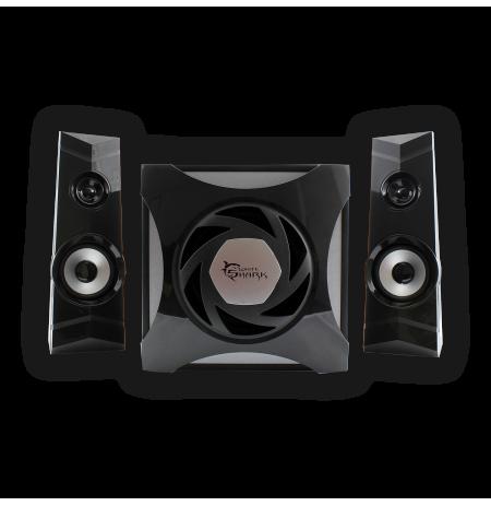 Bokse  Sound Master White Shark 2.1 Sound Master 35W