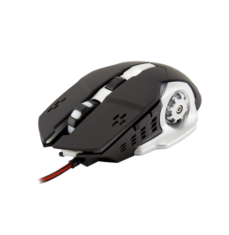 Mouse Leonidas White Shark Mouse GM-1801 3200 Dpi