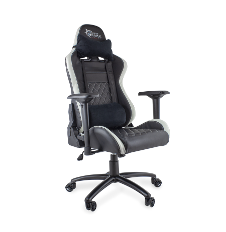 Karrige Nitro-Gt White Shark- Gaming Chair
