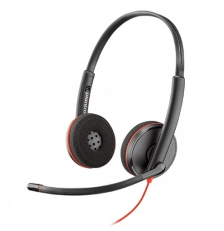 Kufje Plantronics Blackwire C3220