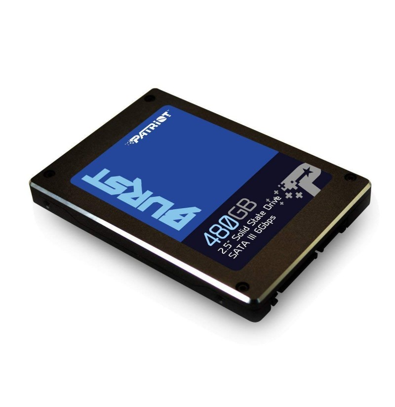 SSD Patriot Burst 480Gb Sata3 2.5