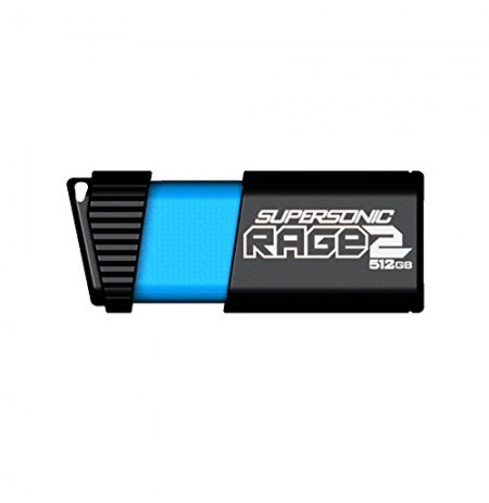 USB Patriot Supersonic Rage2 512 Gb Usb 3.1