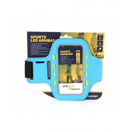 Mbajtese Sporti per Smartphone Platinet Sport Armband