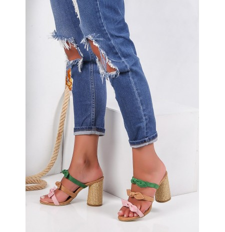 Sandale me Rripa Carly