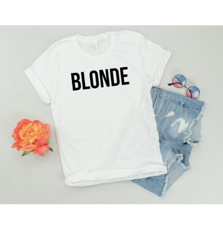 T-shirt per Femra BLONDE