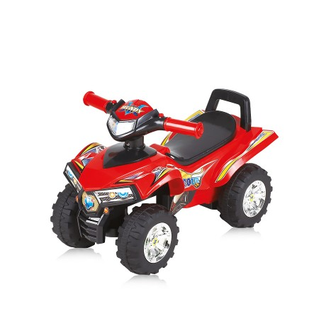 Chipolino Makine Ride on car ATV red