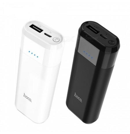 Bateri e Jashtme Hoco B35A 5200mAh, Black
