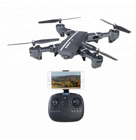 RC Drone Black 720p