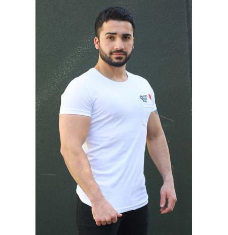 T-shirt per Meshkuj 3037